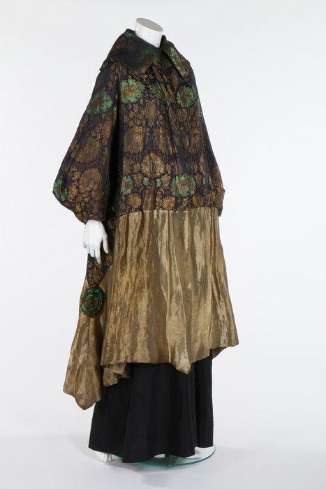 Coat, Jeanne Lanvin, 1915