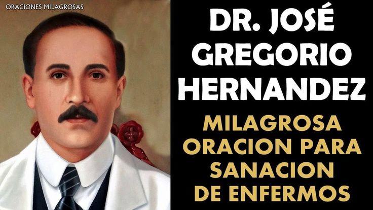 Conoce esta milagrosa oración al Doctor José Gregorio Hernández, para sa…
