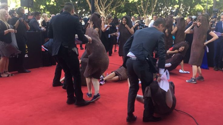 Ending the 'sausage party' of Australia's film industry - BBC News