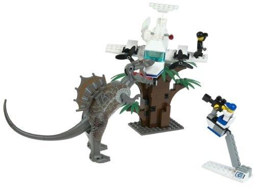 LEGO Studios Set #1371 Spinosaurus Attack Studio Jurassic Park 3 by LEGO, http://www.amazon.com/dp/B00005APYB/ref=cm_sw_r_pi_dp_V.aHqb1RMJNYS