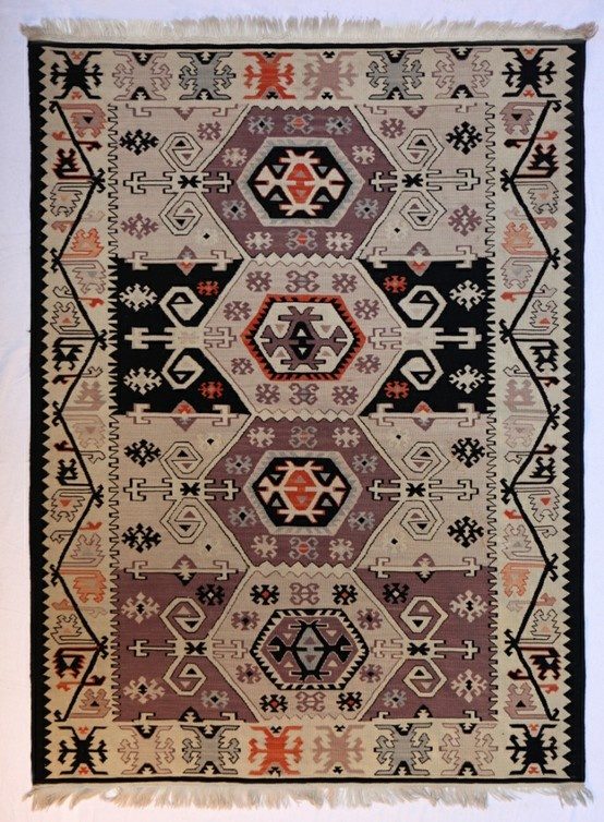 Bulgarian Kilim Rug