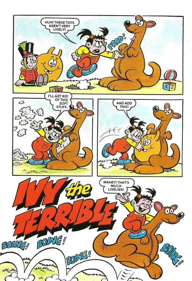 The Beano Book/Annual (until 2010) issue 1998 page 57 #Annuals