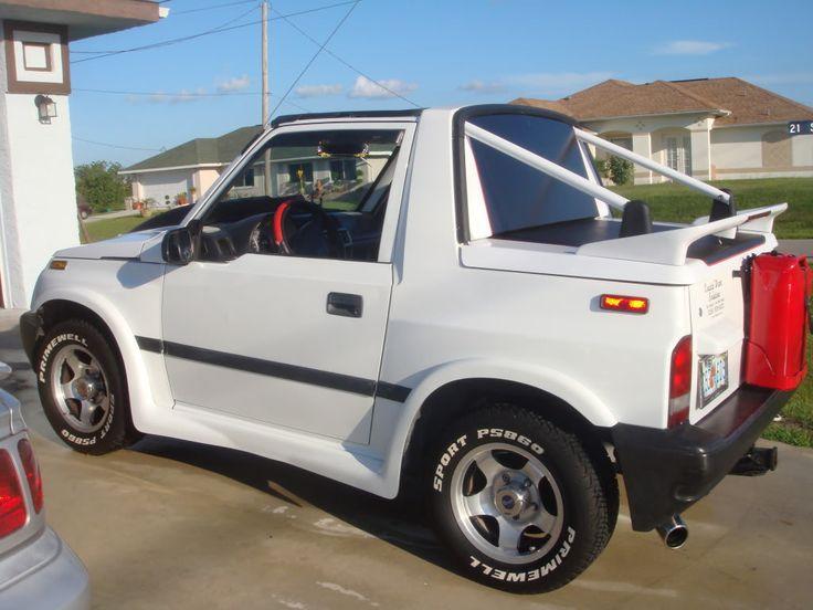 Custom Wheels For Suzuki Sidekick