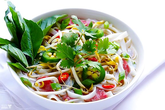 Learn how to make Vietnamese Pho Soup with this step-by-step tutorial, and delicious pho soup recipe.