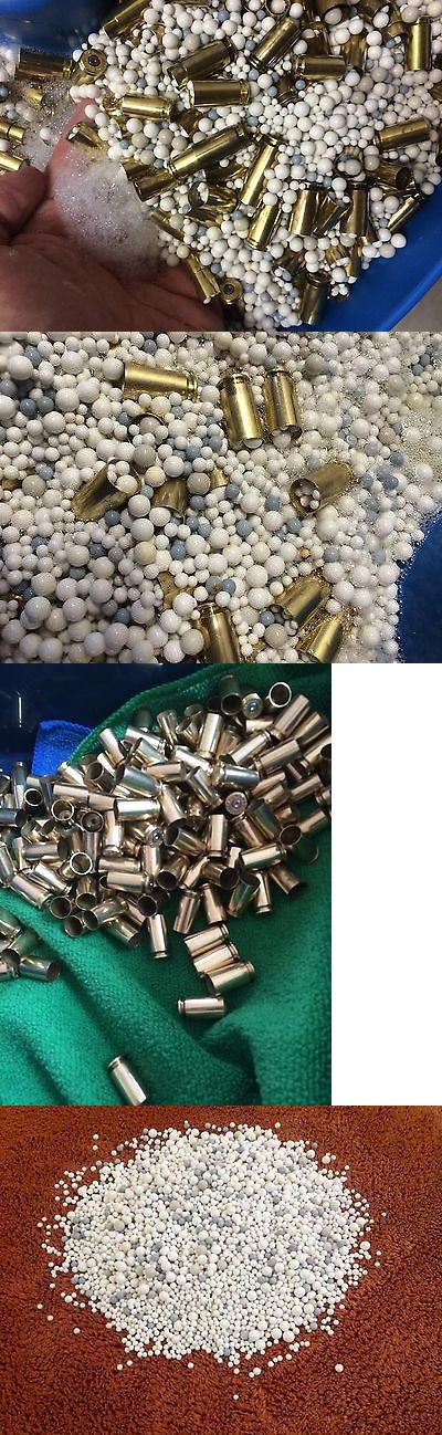 Other Hunting Reloading Equip 7308: 4 Lbs Ceramic Beads Polishing Media For Brass Cartidges In Vibratory Tumblers -> BUY IT NOW ONLY: $34.95 on eBay!