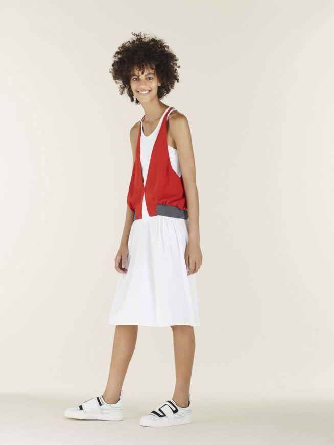 Buy Cheap Footaction Cupro Skirt - HUGHES OF LOVE IV by VIDA VIDA Cheap Online HnQ1u