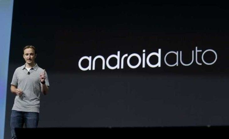 Google announced Android for cars at the I/O conference