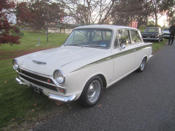 1965 Lotus Mk I Cortina Mk I