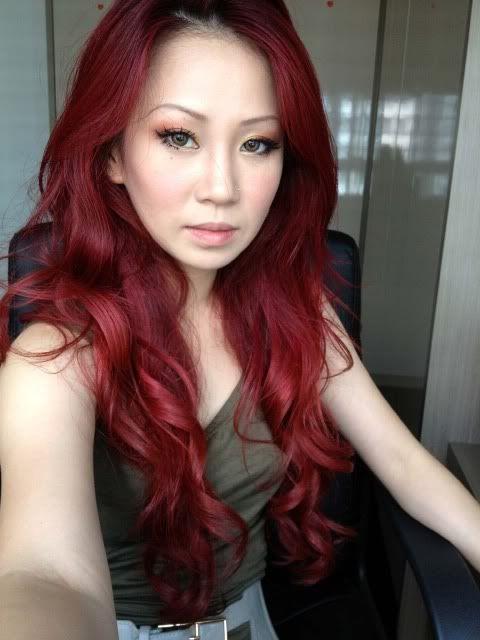 redheaded tranny Waste