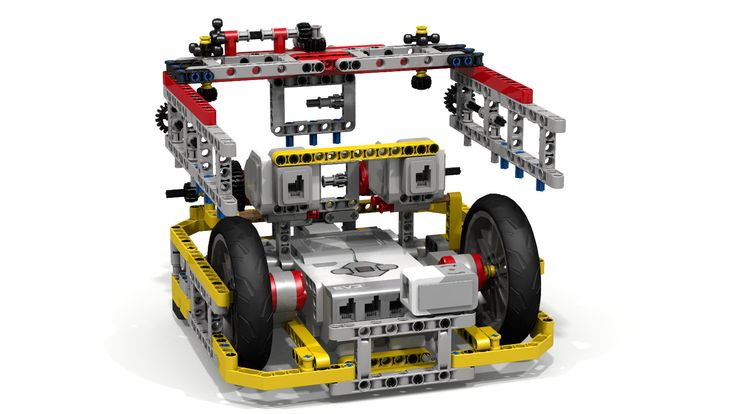 """Fllying Box Turtle"" Lego EV3 Robot | 출처: dluders"