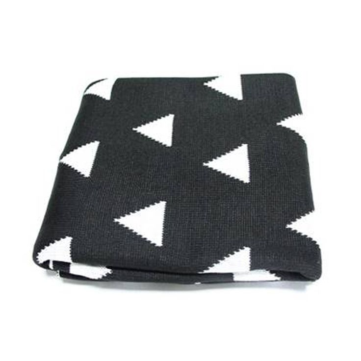 Blanket . Reversible - Triangles - This Modern Life - £60
