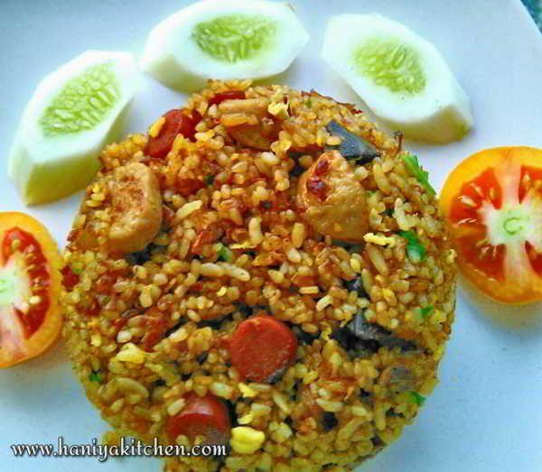 Resep Nasi Goreng Spesial Ala Restoran Resep Resep Makanan Sehat Nasi Goreng