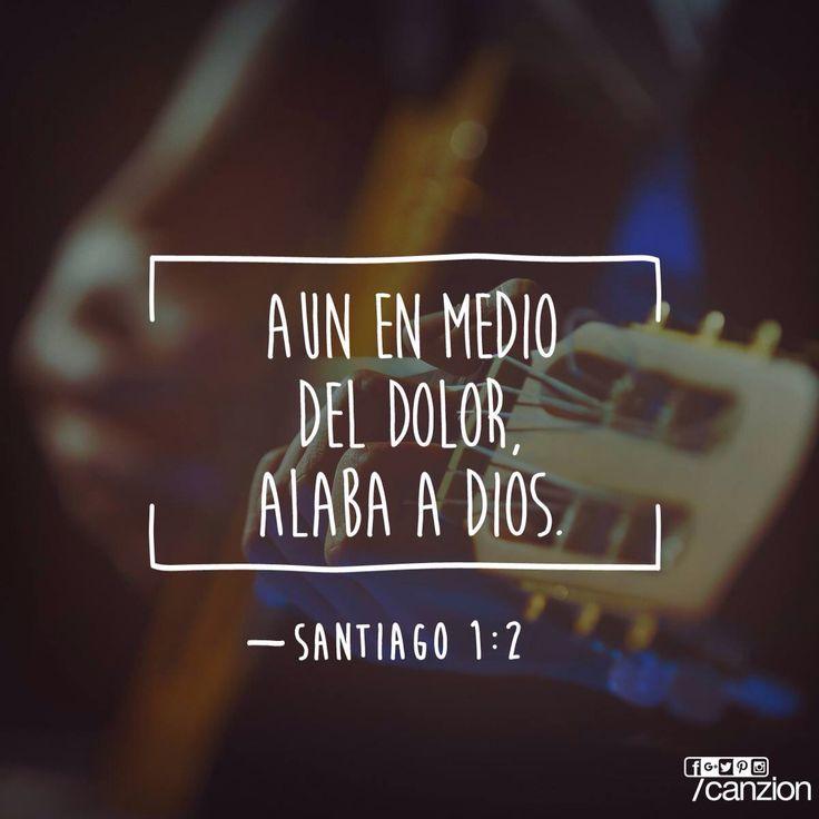 Santiago 1:2-3 Hermanos míos, tened por sumo gozo cuando os halléis en diversas pruebas, sabiendo que la prueba de vuestra fe produce paciencia.♔