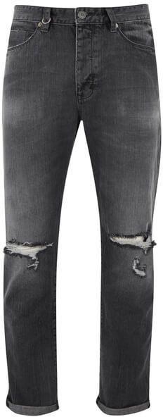 NEUW Men's Studio Relaxed Denim Jeans Black