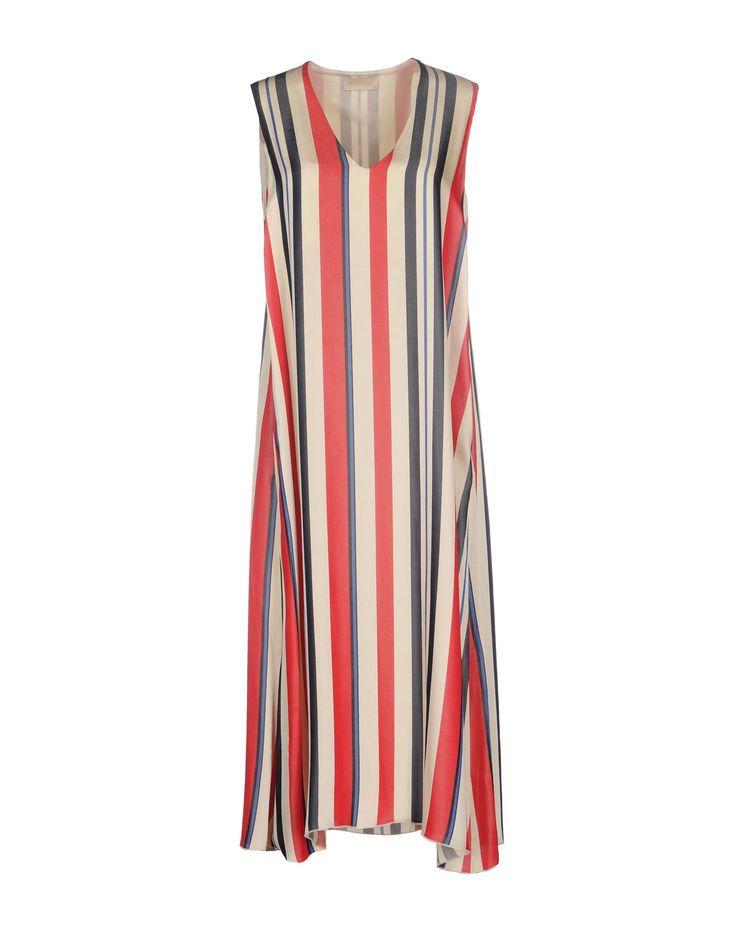 MOMONÍ 3/4 LENGTH DRESSES. #momoní #cloth #