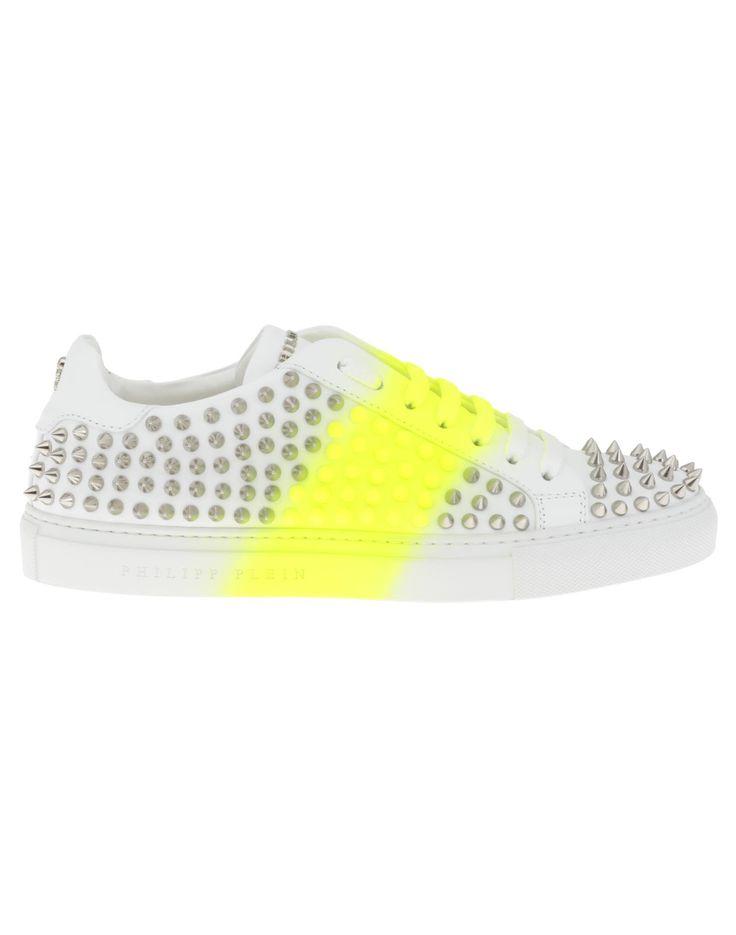 PHILIPP PLEIN | Philipp Plein Philipp Plein Pink Sneakers #Shoes #Sneakers #PHILIPP PLEIN