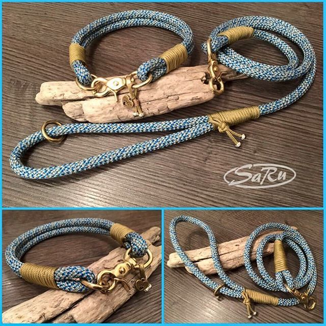 #dog#dogleash #dogcollar #collar #paracord #halsband #leine #tau#tauhalsband #tauleine http://dogcoachinggenius.com/category/dog-training-obedience/