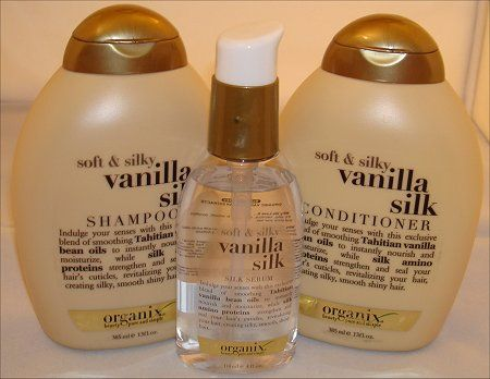 I actually use the Coconut silk but it is the best shampoo and conditioner I have ever used on my hair and it's not too pricey!!