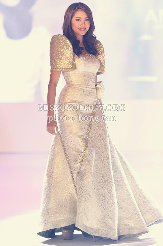 476 best Filipiniana Dress... images on Pinterest   Filipiniana ...