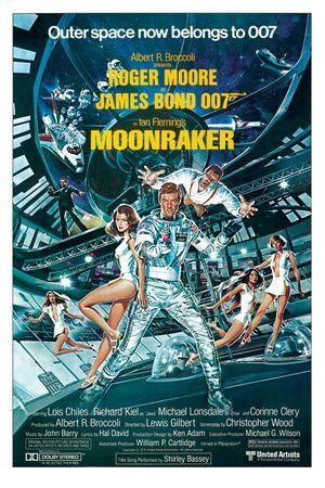 James Bond-Moonraker