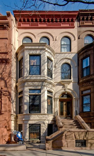 Brooklyn New York Montgomery Place brownstone | Flickr - Photo Sharing!