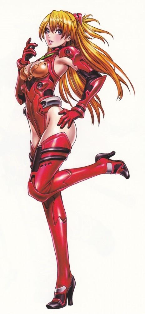 Evangelion: Asuka fanart