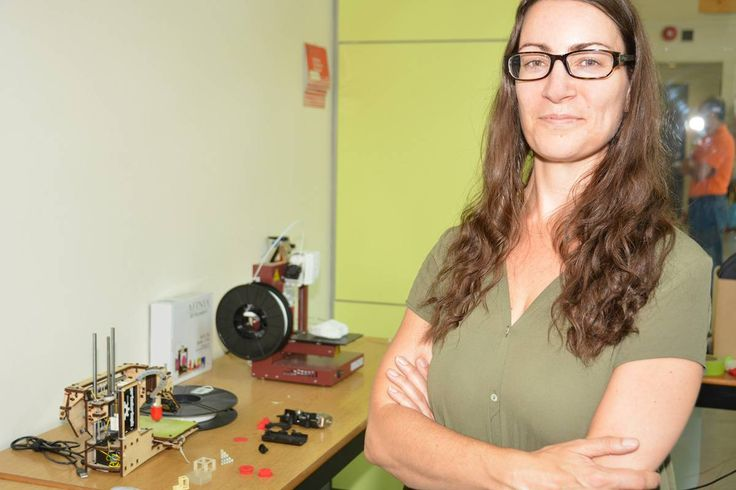 Douglas College Maker Lab allows students to experiment with 3-D printing
