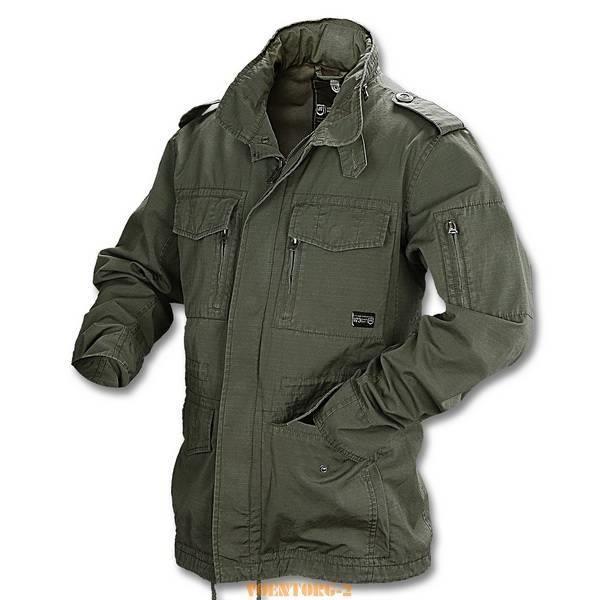 Теплая мужская куртка 60 размера