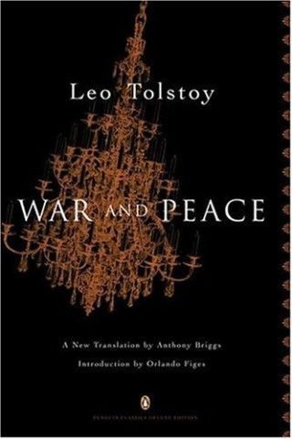 War and Peace (Penguin Classics, Deluxe Edition) by Leo Tolstoy