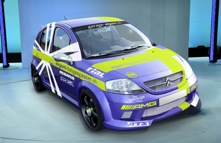 - Design Promo Car - Production Promo Car
