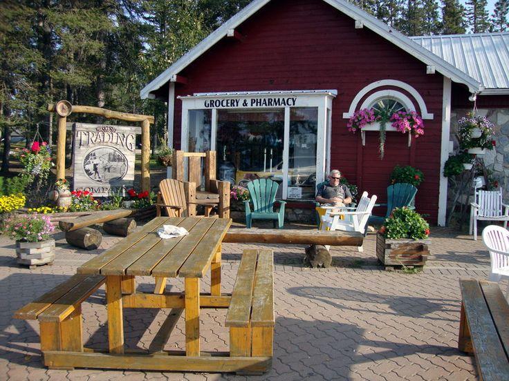 Waskesiu Lake, Saskatchewan, Canada. The best place to camp in western Canada!