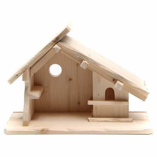 Kit capanna presepe legno componibile | vendita online su HOLYART