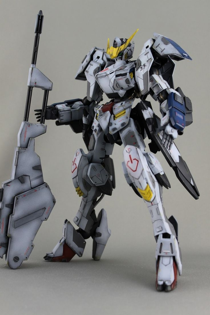 11 best Barbatos 6th images on Pinterest | Blood orphans, Gundam ...