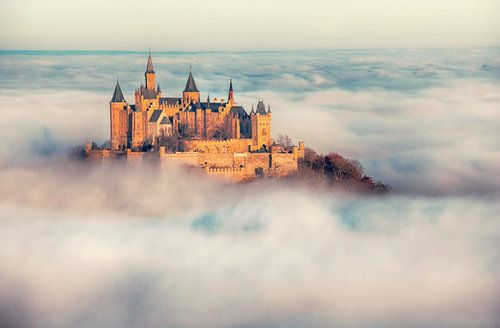 Hohenzoller Castle, Germany