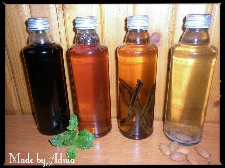 Reteta Extracte aromate - Sirop / Compot