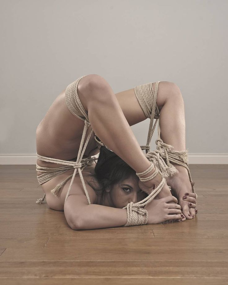 Water Bondage And Extreme Contortion For Girls Ultimate Pleasure