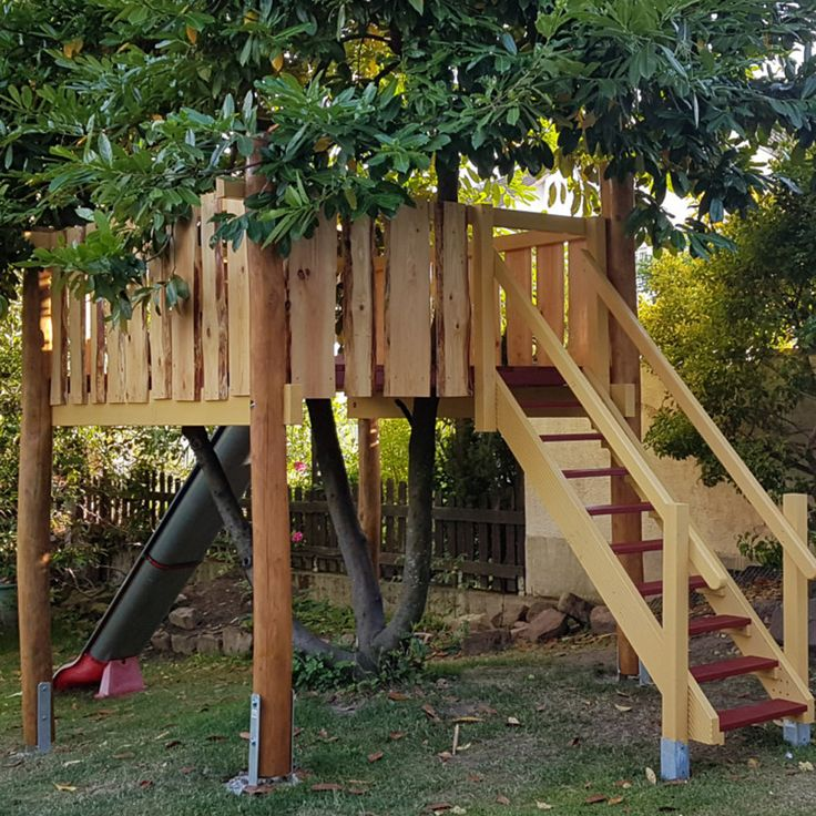 Baumhaus selber bauen – Bauanleitung