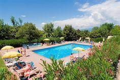 Wunderschöner Campingplatz direkt am Gardasee in der Nähe von Bardolino und Lazise!