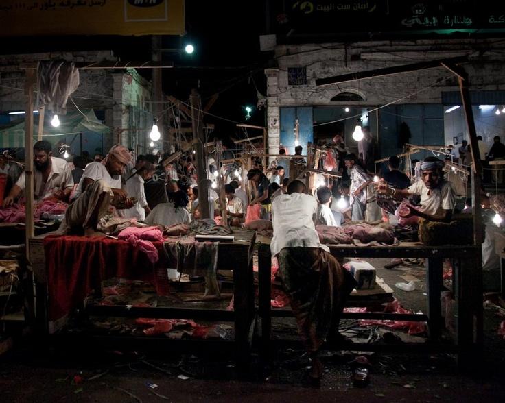 Moonlight Yemen by Lorenzo Meloni