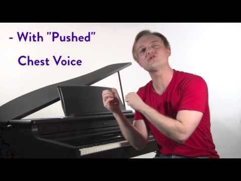 """Ep. 40 """"The Mix Voice"""" - Voice Lessons To The World Everyone dreams of hitting beautiful and powerful high notes without straining. How do great singers do it? Likely, they have mastered the Mix Voice! In Episode 40 of Voice Lessons To The World, Justin Stoney of New York Vocal Coaching offers crystal clear secrets on the Mix Voice to help end the mystery! Enjoy Voice Lessons To The World!"""