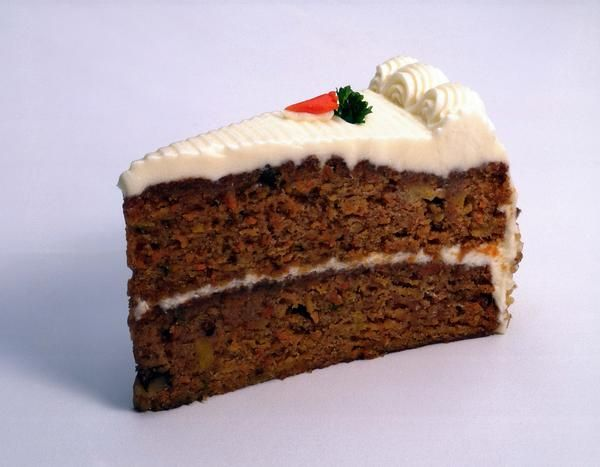 Carrot Cake For Dogs