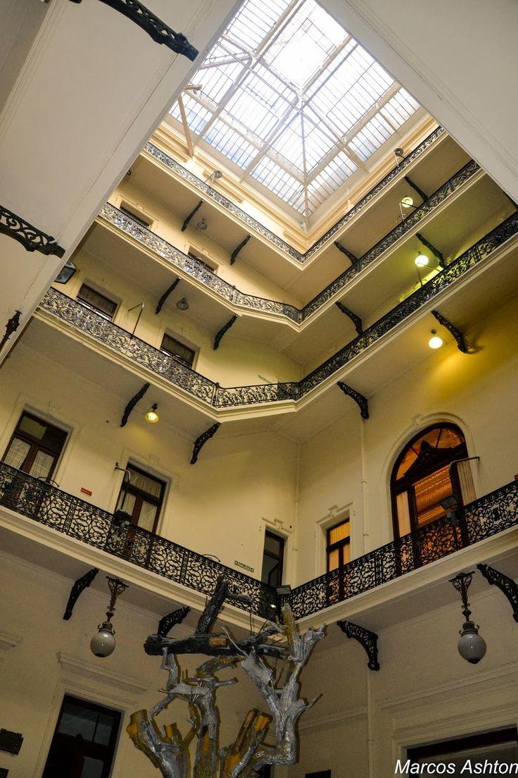 "MisteriosaBsAs: Edificio ""La Prensa"" II - Interiores"