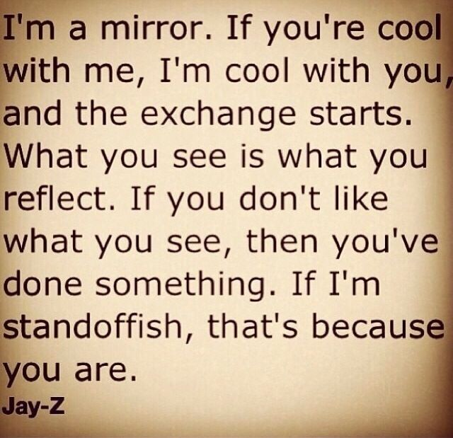 Exactly. WOW, never thought I would be using a Jay Z quote - but the man is spot on  ;-)
