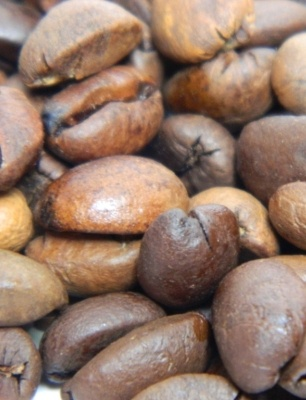 Coffee beans at CoorgShoppe