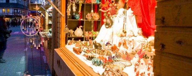 Tous les marchés de Noël de Bruxelles