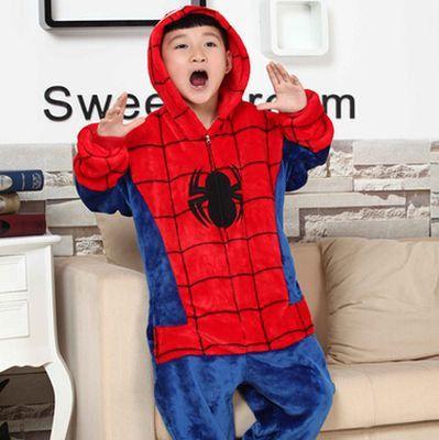 Kids Spiderman Onesie
