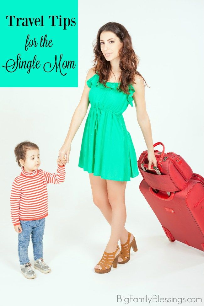 Single mom travel tips from the single mom of 6. If you manage to juggle the million daily demands of single mom life, yet you are afraid to brave traveling with your children, this post is for you! Taking a vacation as a single mom doesn't have to be scary with these 6 single mom travel tips.