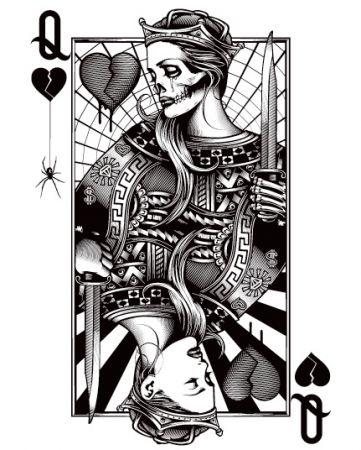 Queen of Hearts/Queen of Hurts