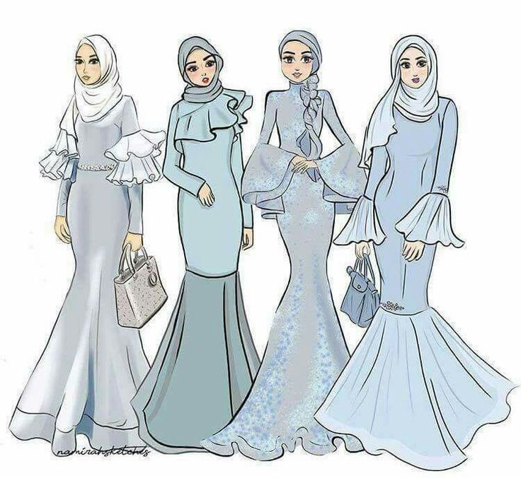 Baju Kurung : Contoh desain