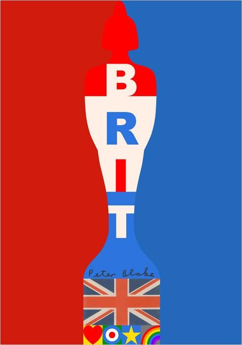 Peter Blake - Brit